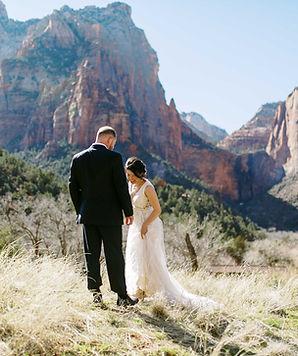 zion national park fine art film elopeme