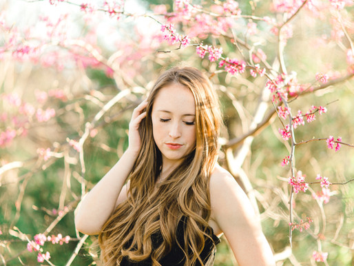 DFW Senior Portrait Photographer- Kate, Class of 2018