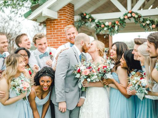 DFW Wedding Photographer Katie Chang- Thistle Hill Manor Wedding
