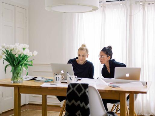 D+V Interior Design- Branding Session