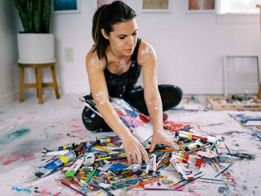 Daniela Pasqualini- Artist Studio Session