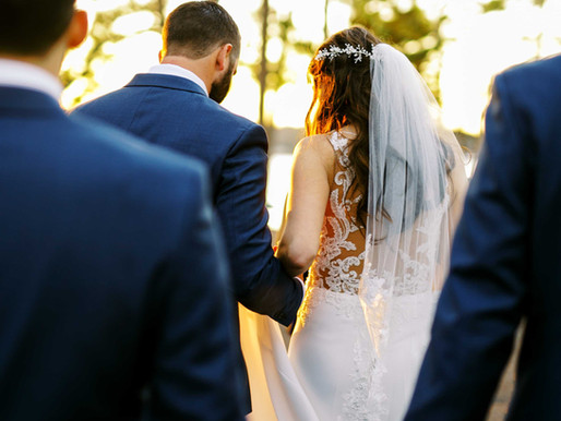 Kristin & Chad- Lake Tyler Wedding