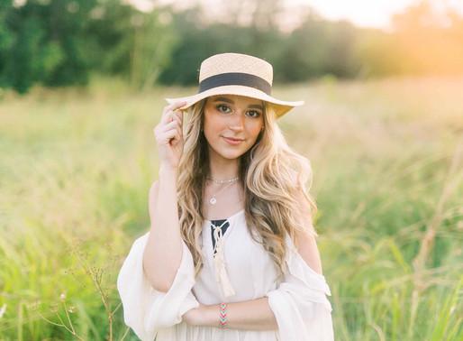 Jenna- JJ Pearce HS Class of 2020