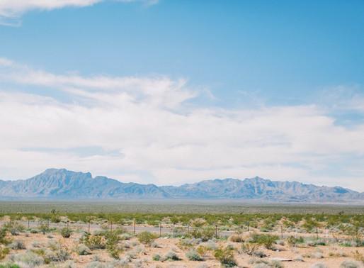 A Week in Utah, Nevada, and Arizona