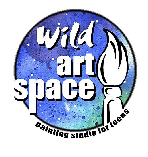 Monday 4-5:15pm    Teens Art Space