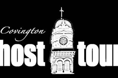 Saturday Ghost Tour 5/1/21    7:00pm