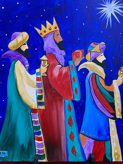 Wise Men Paint Kit Special