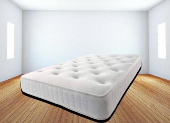 Memory foam tufted mattress