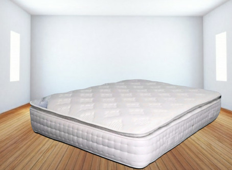 UK's Most Awarded Mattress, Made in the UK.
