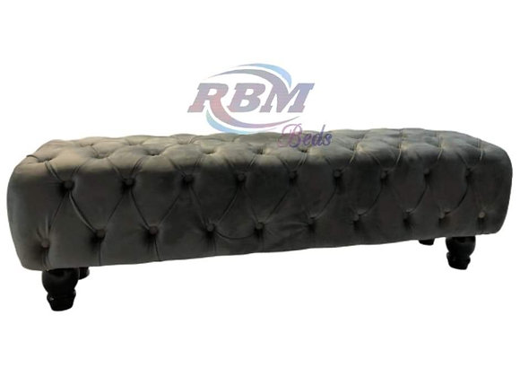 """Full upholstered square Stools 