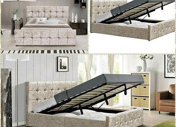 Cubed Ottoman Storage Beds