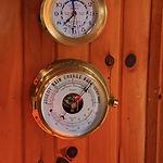 Maine saling cruise barometer