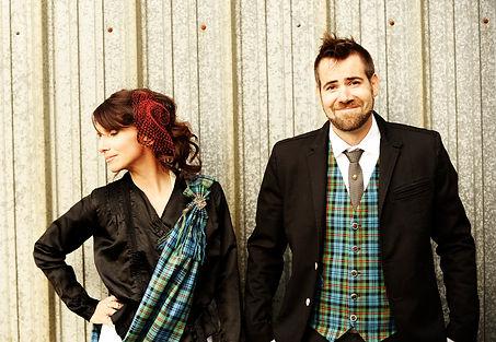 Adam and Katie McKinlay