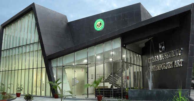 Uttara Museum of Contemporary Art at Dehradun