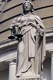 The Sifter and Lady Justice
