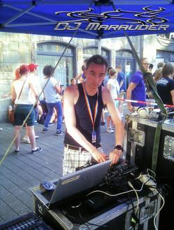 Ruhr CSD Tanzbühne