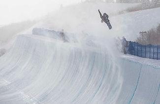 AMP Snowboarding