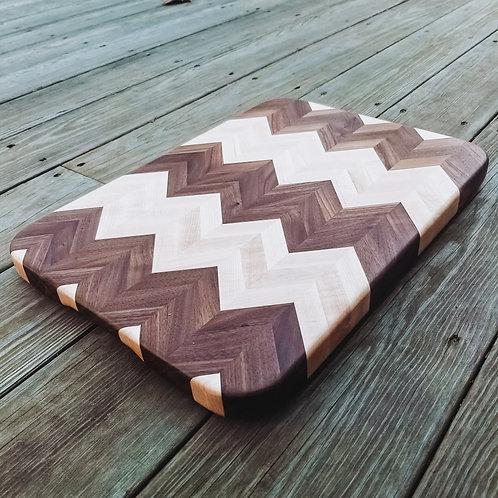 Chevron Cutting Board 1