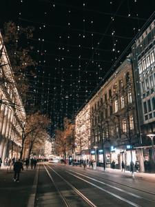 Bahnhofstrasse Zürich