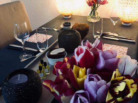 Hosting Dinner Partys
