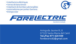 Forelectric