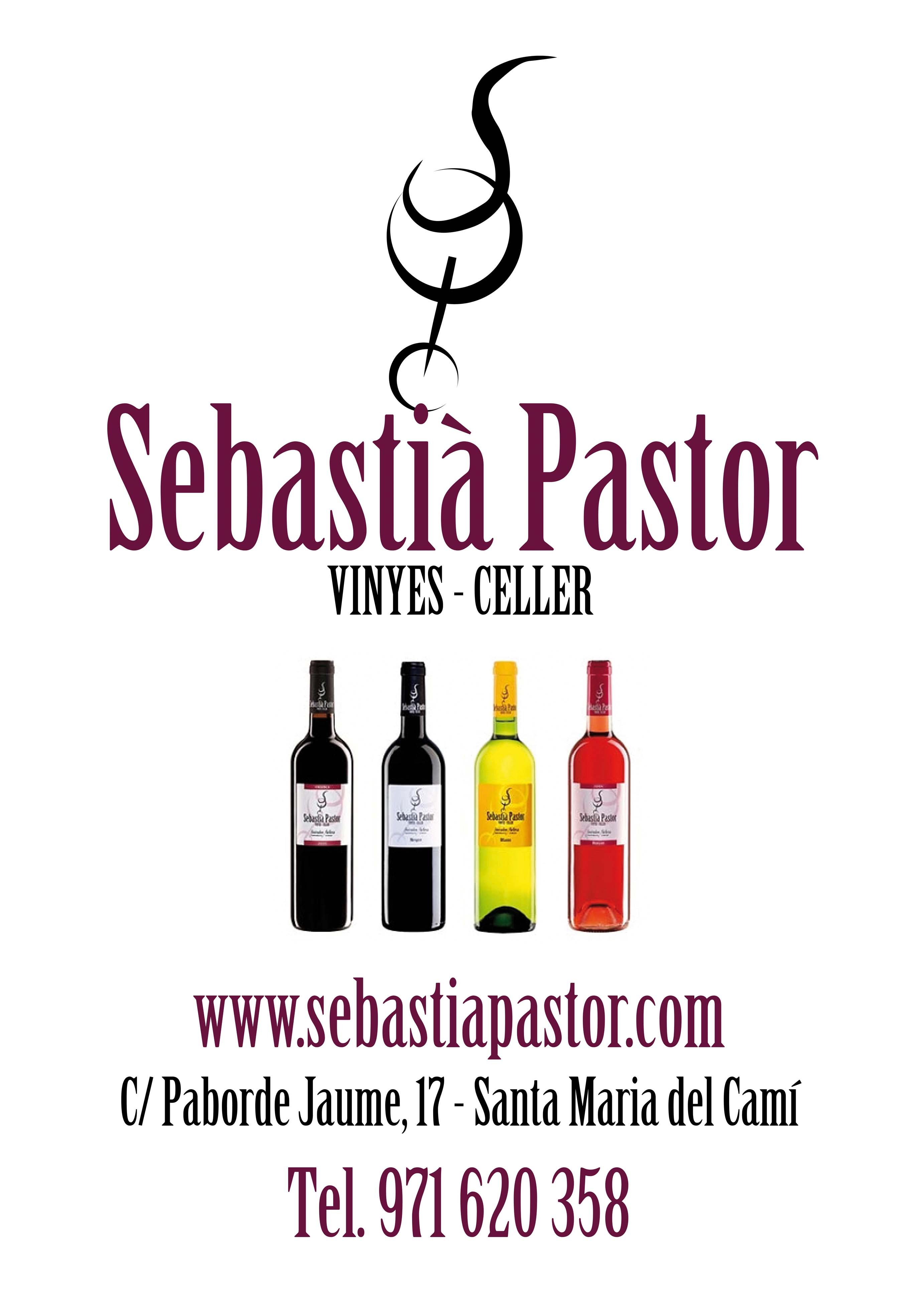 Celler Sebastià Pastor
