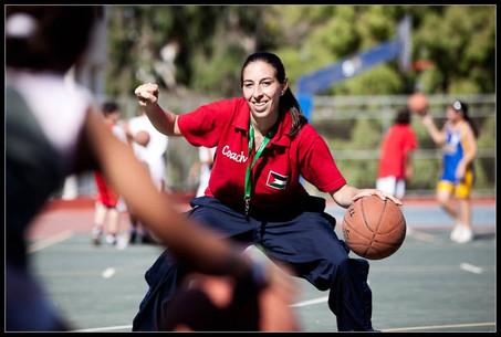 El bàsquet femení a Palestina