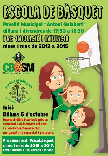 Escola de Bàsquet del CBSM