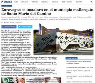 """""""Pelotazo"""" brutal a Santa Maria del Camí"""