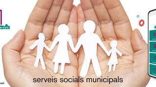 #aSantaMariatothomajuda Targetes Moneder per Serveis Socials