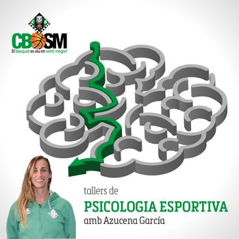 Taller de psicologia amb Azucena Garcia