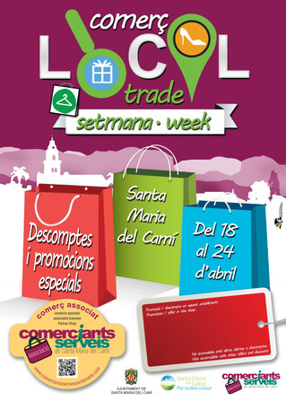 Setmana del comerç local / Local trade week