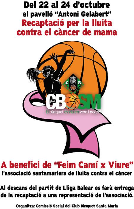 El CBSM contra el càncer de mama