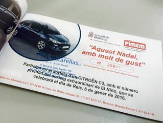 Entrega del Citroën C3
