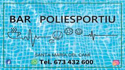 Bar Poliesportiu Santa Maria