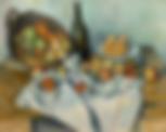 Basket of Apples by Paul Cezanne