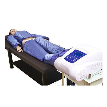 Pressothérapie jambes lourdes