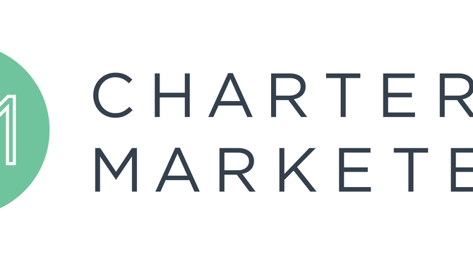 Chartered Marketer Designation Approved