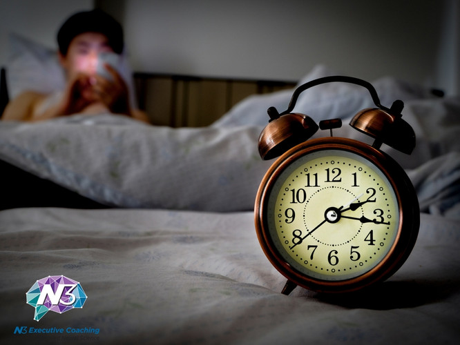 Can't Sleep Either? Then Rip Your Brain Apart.