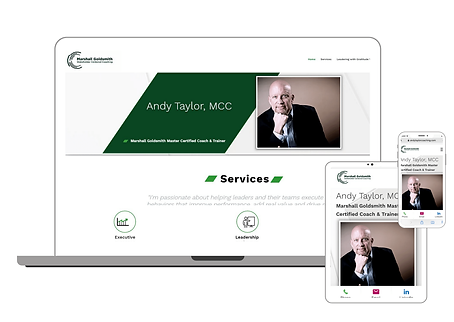 Andy Taylor MCC Website