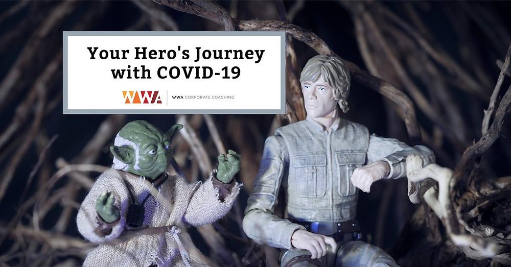 Your Hero's Journey With COVID-19 by Hatem Alabki