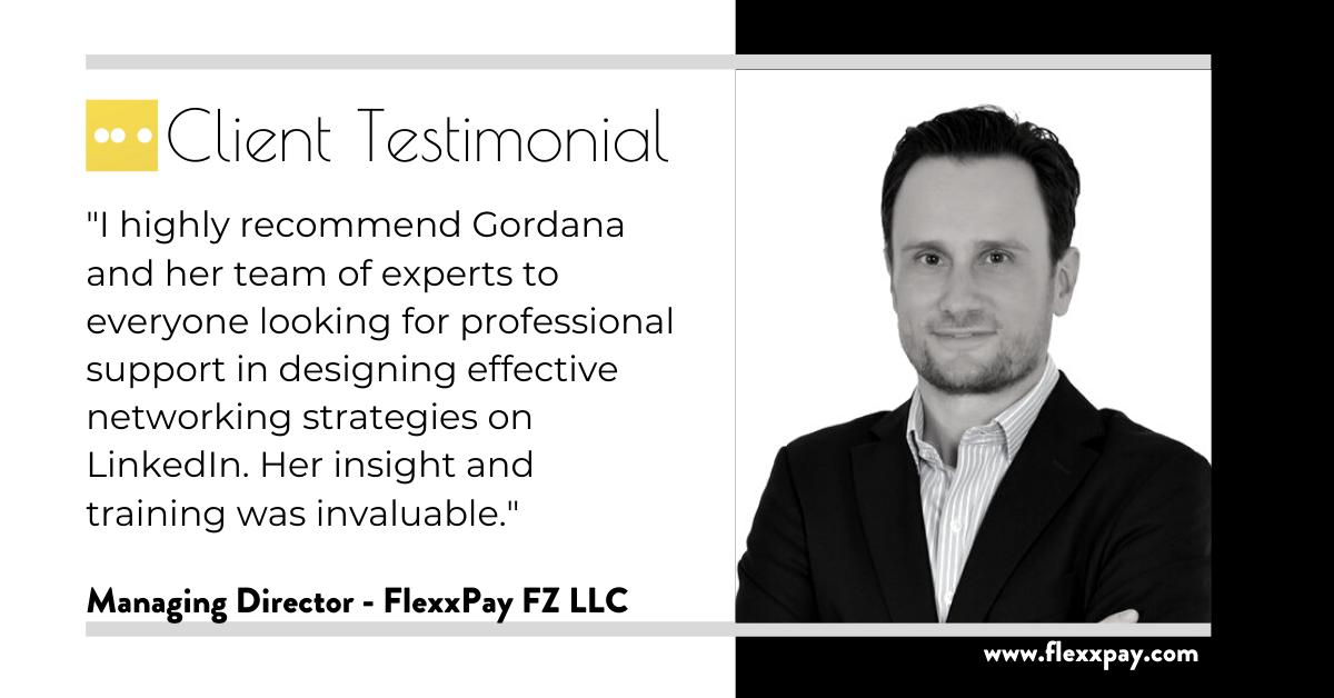 Michael Trueschler - Strategy client