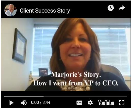 Marjorie Steed's Testimonial