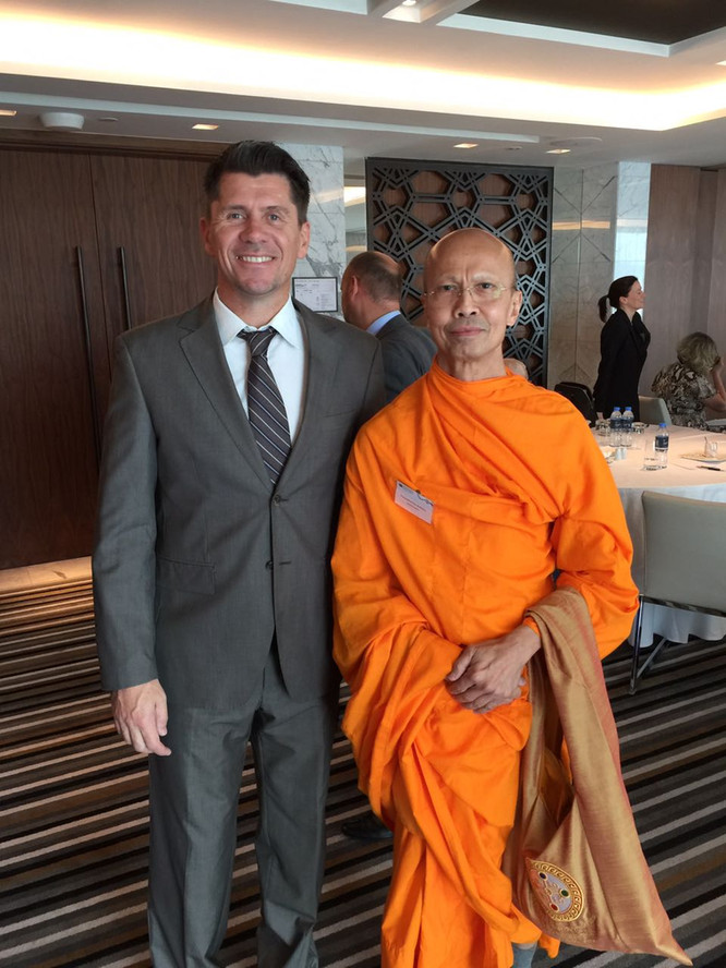 What a Thai Monk Taught My Brain