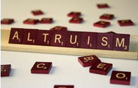 The Power of Altruism