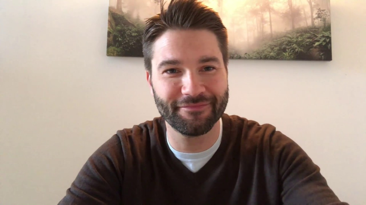 Michael Testimonial Dr. Justin Kennedy