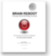 Brain Reboot - A Change Of Mind Will Change Your Brain by Dr. Justin Kennedy