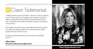 Juljana Hoxha - Stylist & Style Coach
