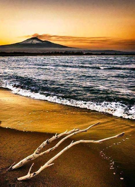 costa del sol - beach access for sunset.