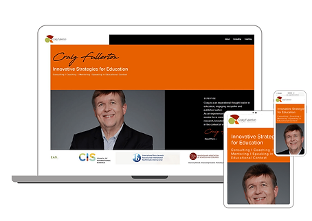 Craig Fullertn Education Consultant& Coach Website